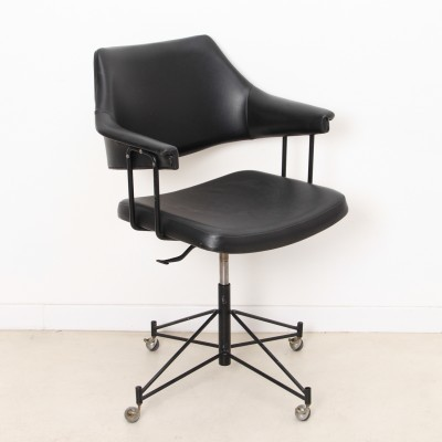 CM179 office chair by Pierre Paulin for Thonet, 1950s