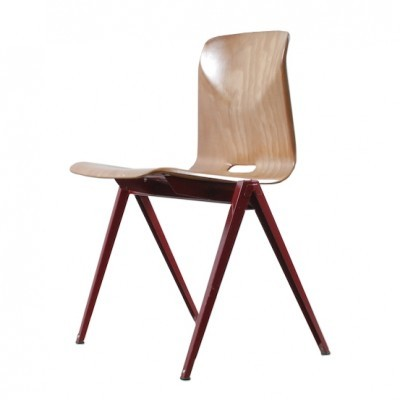 S22 dinner chair from the fifties by unknown designer for Galvanitas