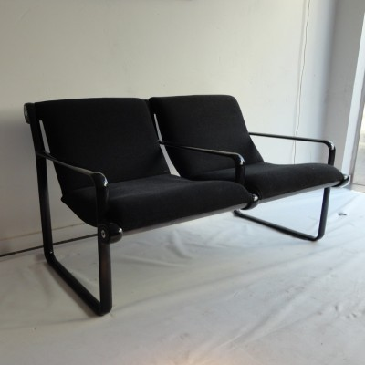 2 sofas from the seventies by Bruce Hannah & Andrew Morrison for Knoll