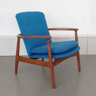 Lounge chair from the fifties by Arne Vodder for Bovirke