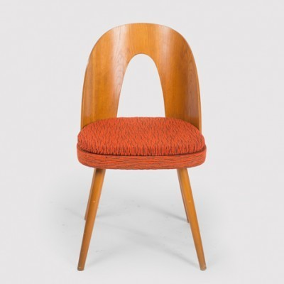 13 dinner chairs from the fifties by Oswald Haerdtl for Tatra Nabytok NP
