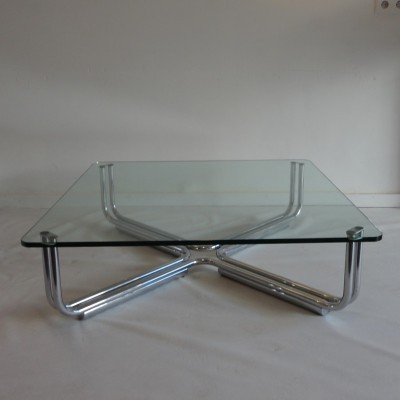 Model 784 coffee table from the sixties by Gianfranco Frattini for Cassina