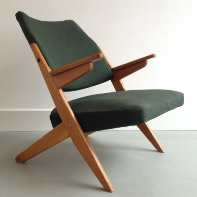 Lounge chair from the fifties by Bengt Ruda for Nordiska Kompaniet