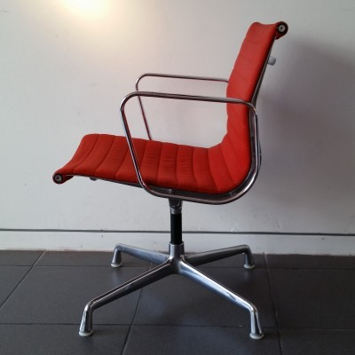 5 office chairs from the sixties by Charles & Ray Eames for Herman Miller