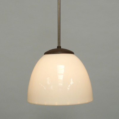 4 hanging lamps from the sixties by unknown designer for unknown producer