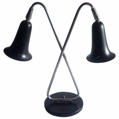 Desk lamp from the sixties by Gerald Thurston for Lightolier USA