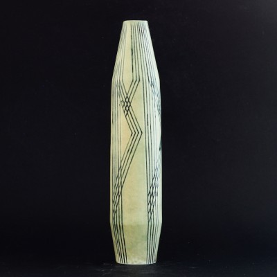 Vase from the forties by Carl Harry Stålhane for Rörstrand
