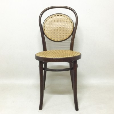 3 dinner chairs from the thirties by unknown designer for Thonet