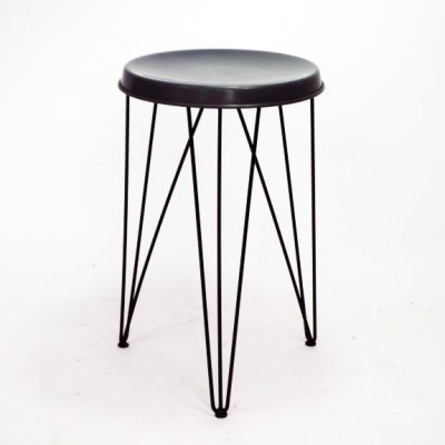 Stool from the sixties by Tjerk Reijenga for Pilastro