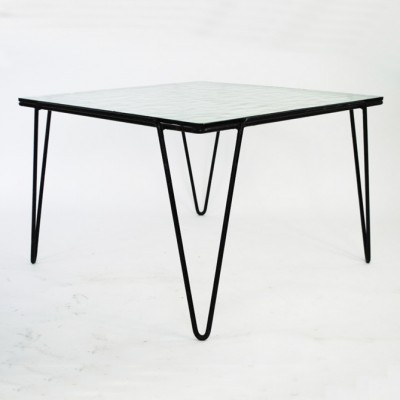 Coffee table from the fifties by Arnold Bueno de Mesquita for Goed Wonen