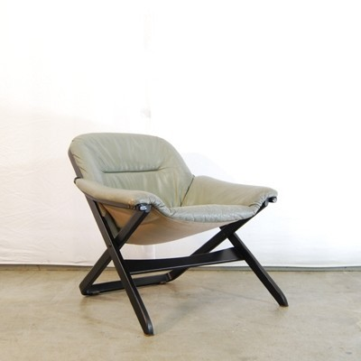 Lounge chair from the seventies by unknown designer for Göte Möbel
