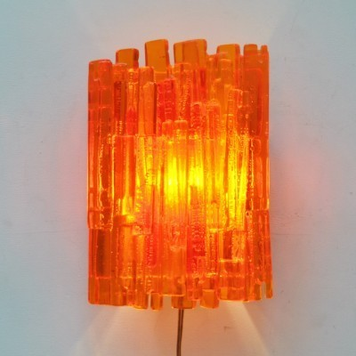 Wall lamp by Claus Bolby for CEBO Industri, 1960s