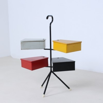 Sewing Stand by Joos Teders for Metalux, 1950s