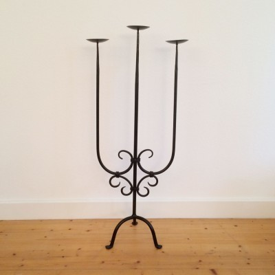 Candelabra from the sixties by unknown designer for unknown producer