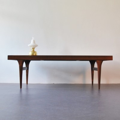 Coffee table from the sixties by Johannes Andersen for CFC Silkeborg