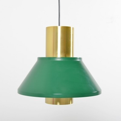 Life hanging lamp from the fifties by Jo Hammerborg for Fog & Mørup