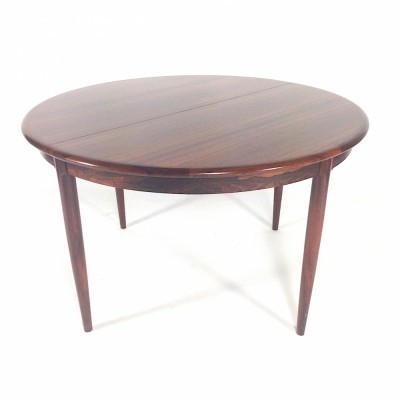 Dining table by Niels Otto Møller for Moller, 1950s