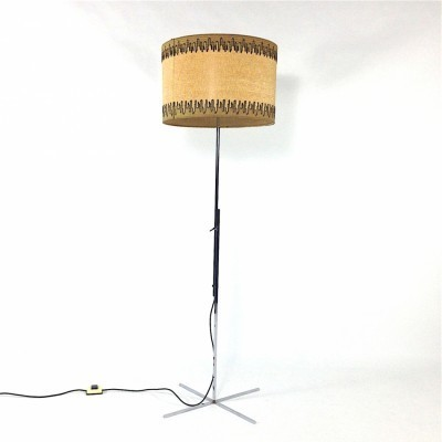 George Nelson floor lamp, 1950s