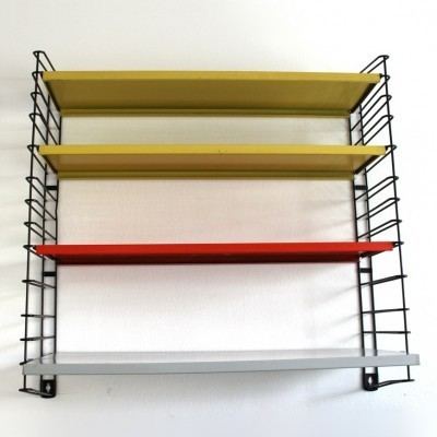 Wall unit from the fifties by A. Dekker & A. van Mieren for Tomado Holland
