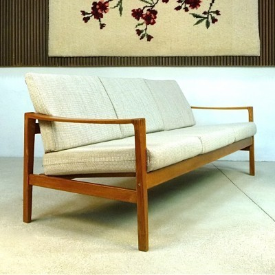 Sofa from the fifties by unknown designer for WK Möbel
