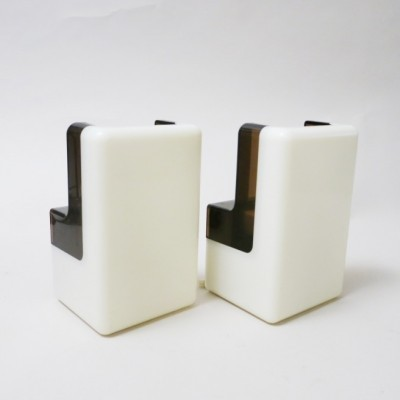 Pair of Europa wall lamps by Allibert, 1970s