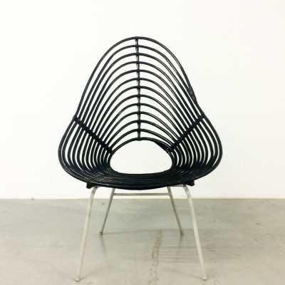 Lounge chair from the fifties by Dirk van Sliedregt for Rohé Noordwolde