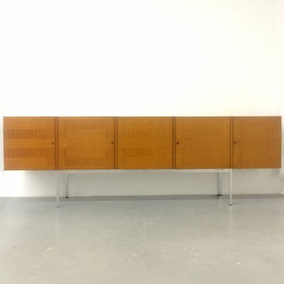 WK 295 sideboard from the fifties by Arthur Traulsen for WK Möbel