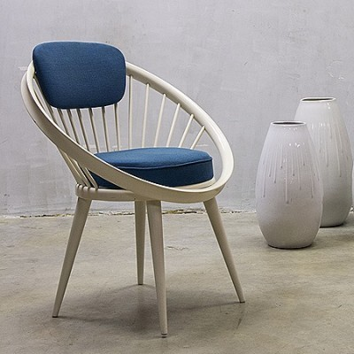 Lounge chair from the sixties by Yngve Ekström for unknown producer