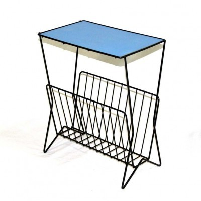 Magazine holder from the fifties by unknown designer for Pilastro
