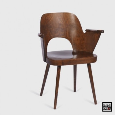 9 x dinner chair by Oswald Haerdtl for Ton Czechoslovakia, 1950s
