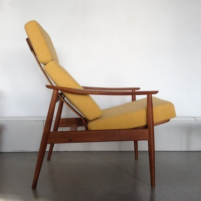 Lounge chair from the fifties by Arne Vodder for Cado