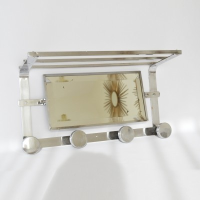 Wardrobe coat rack from the twenties by unknown designer for unknown producer