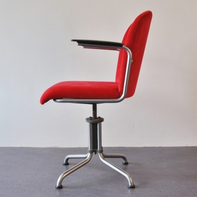 Model 356 office chair by W. Gispen for Gispen, 1950s