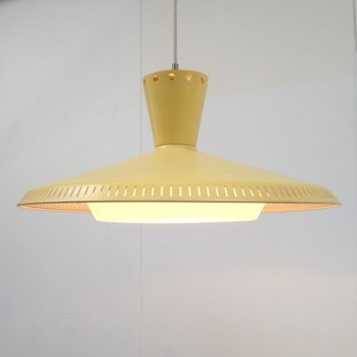 Type Nb92 hanging lamp from the fifties by Louis Kalff for Philips