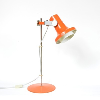 Desk lamp by Pavel Grus for Kamenický Šenov, 1970s