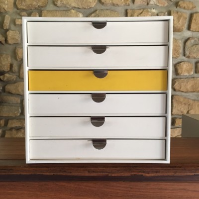 Palaset Stackable Boxes from the seventies by Ristomatti Ratia for Treston Oy