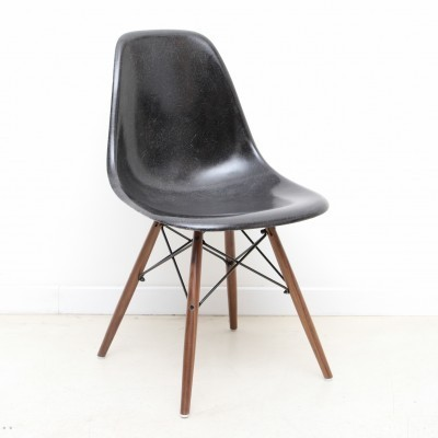 3 x DSW dining chair by Charles & Ray Eames for Herman Miller, 1960s