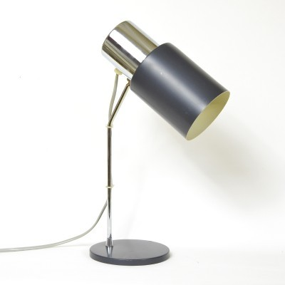 Model 635 desk lamp from the seventies by unknown designer for Napako