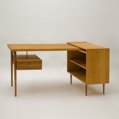 Writing desk from the sixties by unknown designer for Cesky Nabytek NP