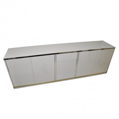 Sideboard from the sixties by Willy Rizzo for Sabot