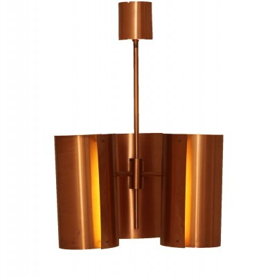 2 hanging lamps from the fifties by Hans Agne Jakobsson for Hans Agne Jakobsson