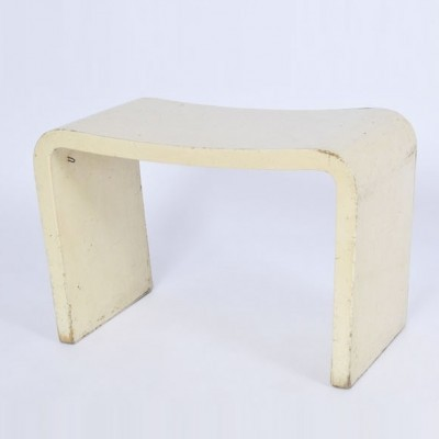 Stool from the thirties by unknown designer for unknown producer