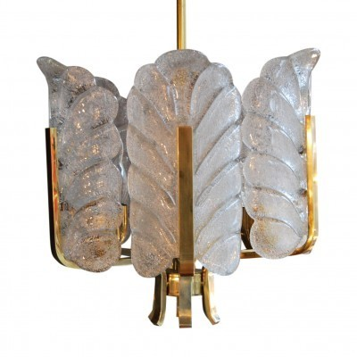 Hanging Lamp by Carl Fagerlund for Orrefors