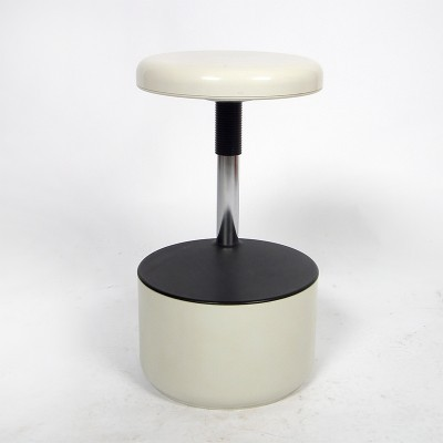 Golf stool from the sixties by Roberto Lucci & Paolo Orlandini for Velca Legnano