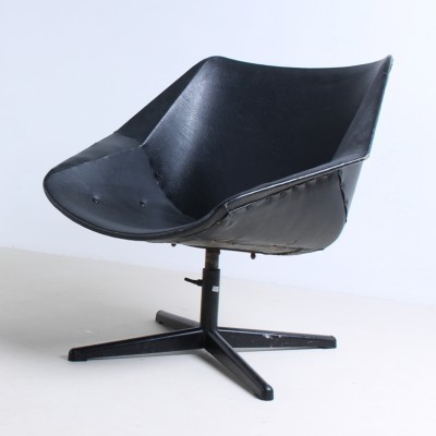 Fm 08 lounge chair from the fifties by Cees Braakman for Pastoe