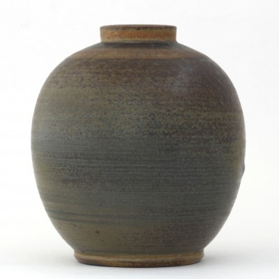 Vase from the fifties by Arthur Andersson for Wallåkra
