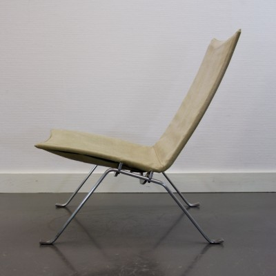 PK22 lounge chair by Poul Kjærholm for Fritz Hansen, 1950s