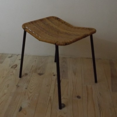 Stool from the fifties by Pierre Guariche for unknown producer