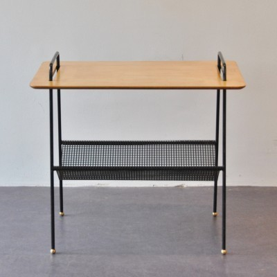 TM04 side table from the fifties by Cees Braakman for Pastoe