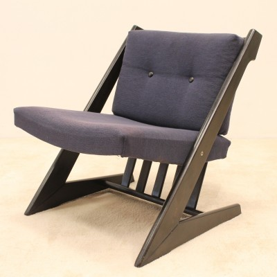 Lounge chair from the seventies by unknown designer for unknown producer